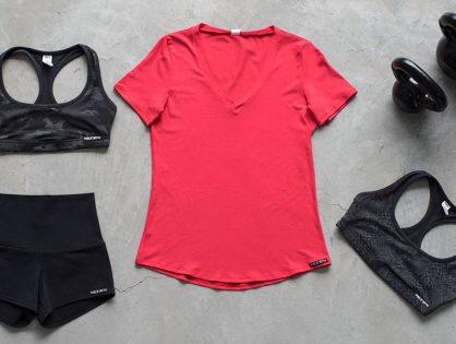 Workout ready performance and style!