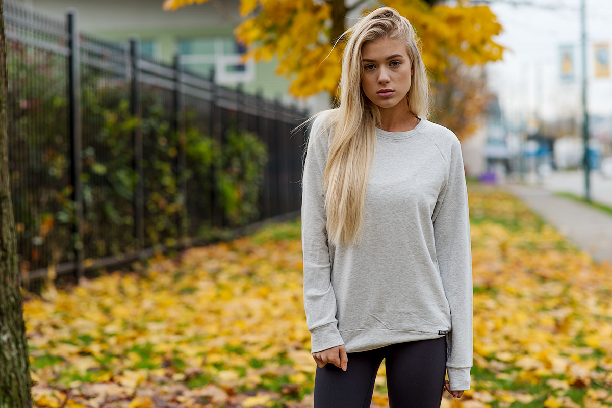 Introducing: The Bamboo Raglan Sweatshirt
