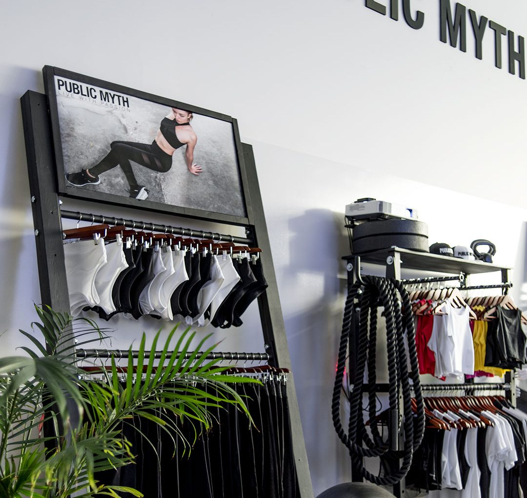 Shop Local: Tour Our Vancouver Activewear Showroom