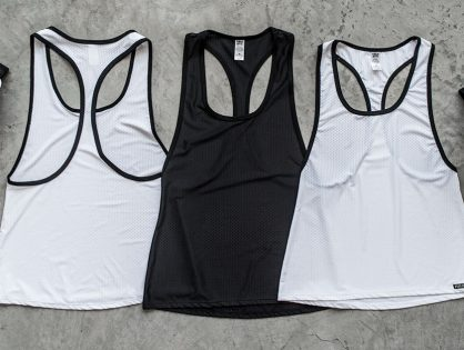 The Perfect Tank For Your Sweaty Needs!!