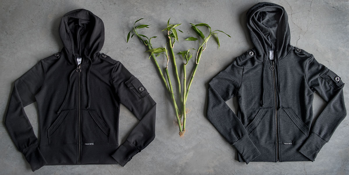 Bamboo Pocket Hoodie - RESTOCK & NEW COLOUR RELEASE