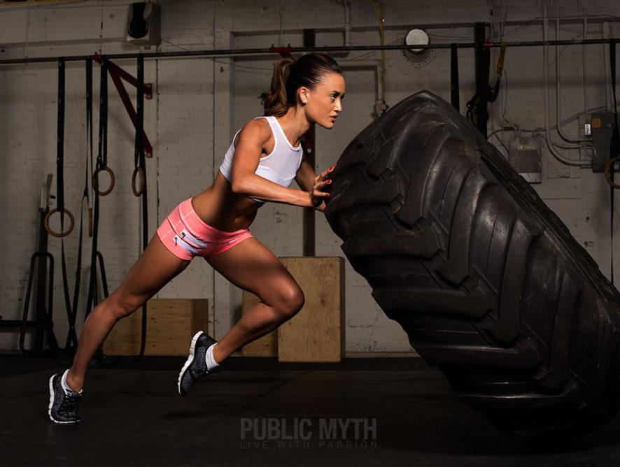 Public Myth fitness.