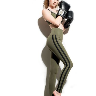10 Ways To Wear Our Dual-Stripe Leggings!