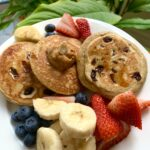 Fluffy, High-Protein Pancakes with Daniela!